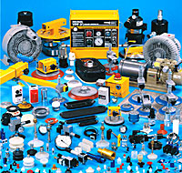 Vacuum Pumps, Vacuum Generators, Vacuum Suction Cups, and Vacuum System Components are all readily available