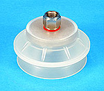 Cup B1.5-76-SIT-14G with Adaptor Fitting 2521-1/4-04