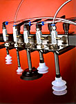 Vacuum Pumps, Vacuum Generators, Vacuum Stations, Vacuum Gauges and other Vacuum System Components