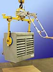 Vacuum Lifters, Vacuum Lifting Equipment, Vacuum End Effectors, Sheet Lifters and Plate Lifters
